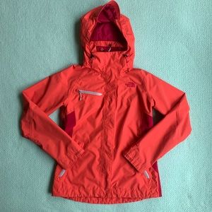 Women's North Face Triclimate Jacket Coat Small